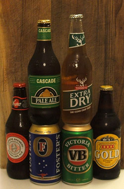 Beers of Australia